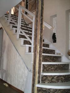 Деревянные лестницы в Нижнем Новгороде